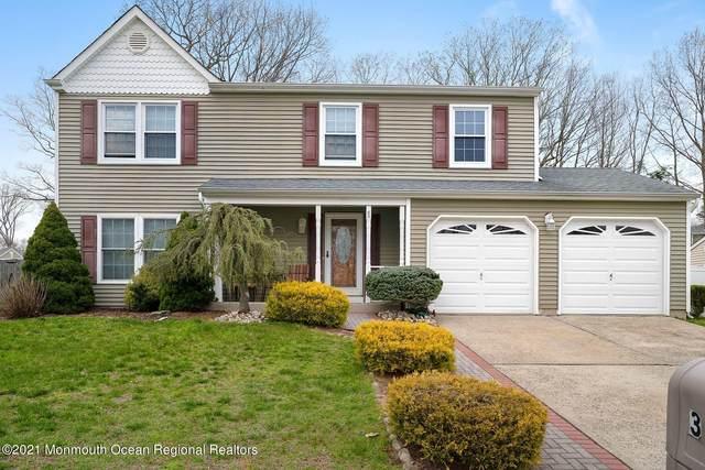 30 Providence Lane, Howell, NJ 07731 (#22112156) :: Rowack Real Estate Team