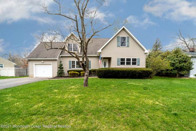 124 Foxwood Terrace, Toms River, NJ 08755 (MLS #22112243) :: The CG Group | RE/MAX Revolution