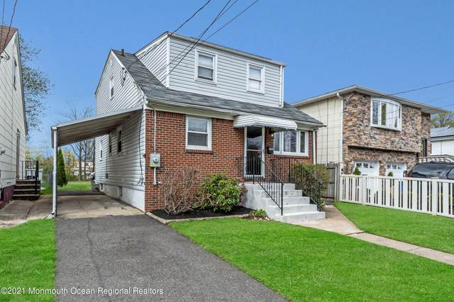 1350 Stockton Street, Rahway, NJ 07065 (MLS #22112385) :: PORTERPLUS REALTY
