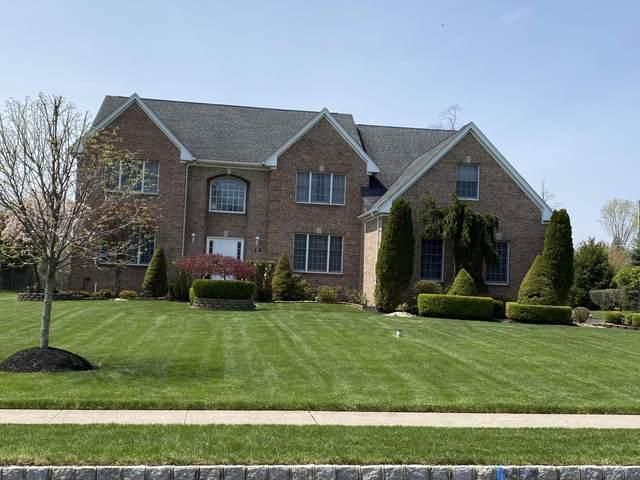 12 Kipling Way, Manalapan, NJ 07726 (MLS #22112428) :: The DeMoro Realty Group | Keller Williams Realty West Monmouth