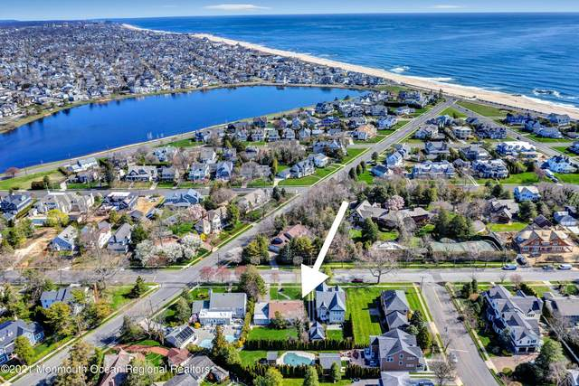139 Monroe Avenue, Spring Lake, NJ 07762 (MLS #22112581) :: The Sikora Group