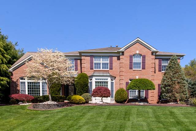 2 Camellia Court, Holmdel, NJ 07733 (MLS #22112584) :: Team Pagano