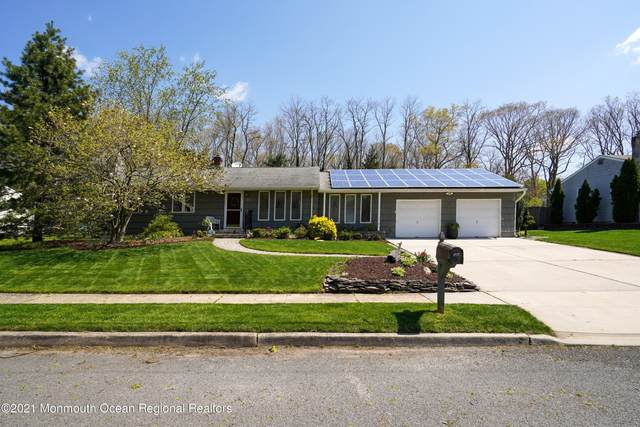 33 Aldrich Drive, Howell, NJ 07731 (MLS #22112590) :: William Hagan Group