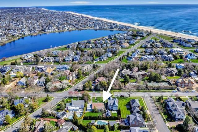 139 Monroe Avenue, Spring Lake, NJ 07762 (MLS #22112593) :: The Sikora Group