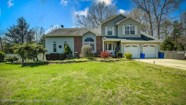 2 Persimmon Drive, Jackson, NJ 08527 (MLS #22112623) :: The MEEHAN Group of RE/MAX New Beginnings Realty