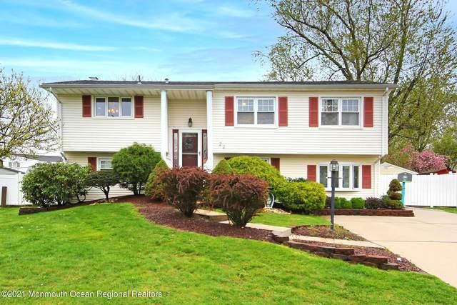 22 Cavan Lane, Hazlet, NJ 07730 (MLS #22112644) :: PORTERPLUS REALTY