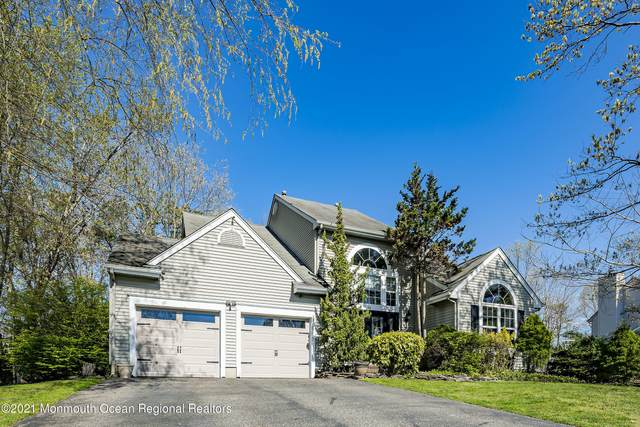 20 Mistaire Place, Howell, NJ 07731 (MLS #22112657) :: The Sikora Group