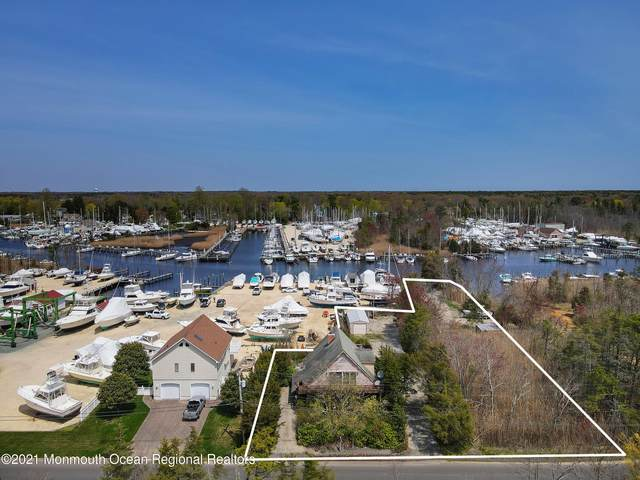 128 Lakeside Drive E, Forked River, NJ 08731 (MLS #22112663) :: The Sikora Group