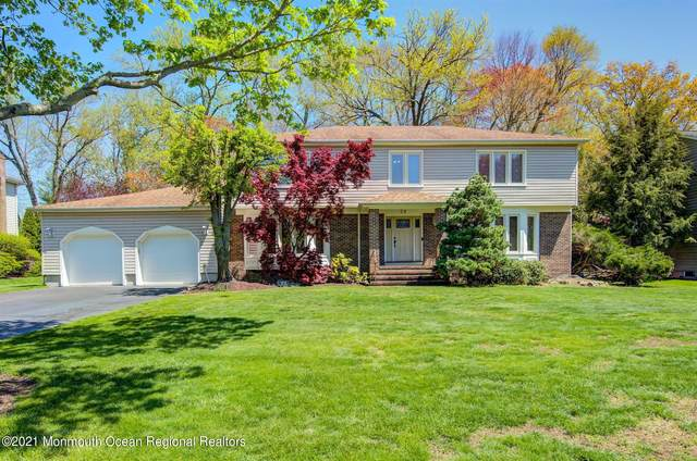 29 S Foxcroft Drive, Marlboro, NJ 07746 (MLS #22112746) :: The DeMoro Realty Group | Keller Williams Realty West Monmouth