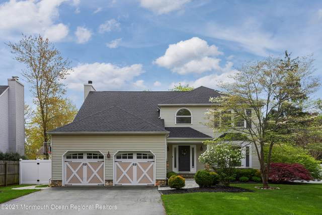 11 Brady Road, Shrewsbury Boro, NJ 07702 (MLS #22112762) :: William Hagan Group