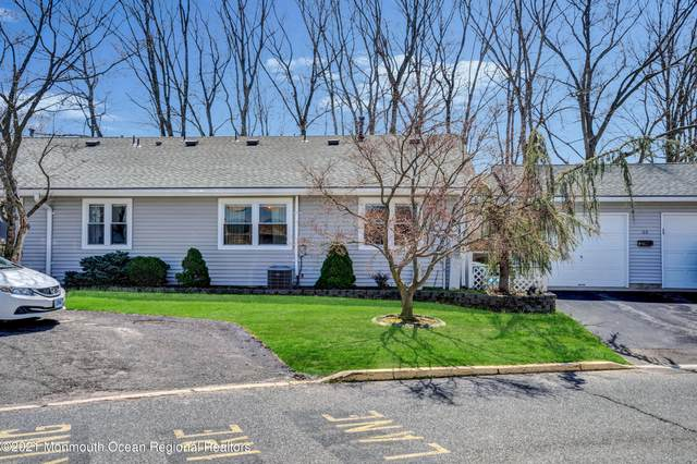 58 Kathy Court #4701, Brick, NJ 08724 (MLS #22112788) :: The MEEHAN Group of RE/MAX New Beginnings Realty