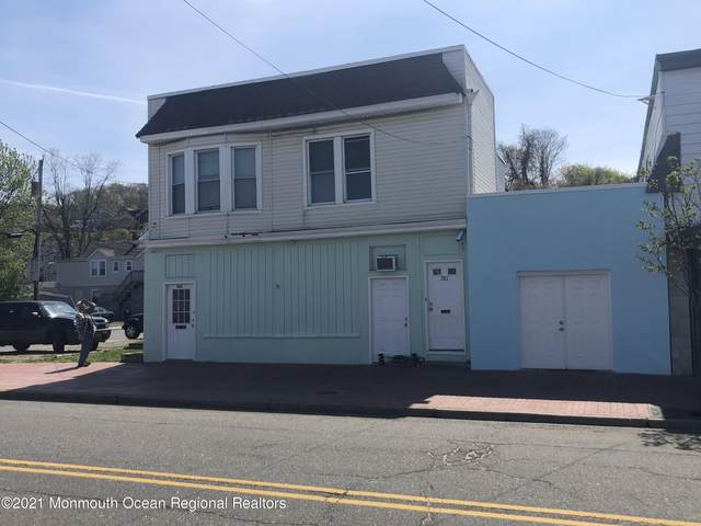 311 Bay Avenue, Highlands, NJ 07732 (MLS #22112868) :: The Sikora Group