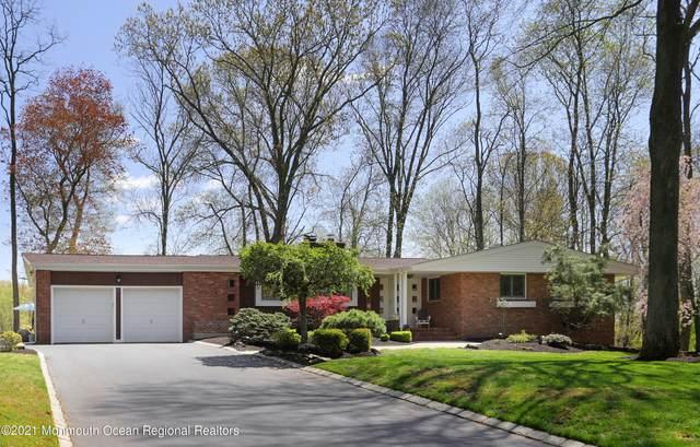 32 E Larchmont Drive, Colts Neck, NJ 07722 (MLS #22112901) :: Team Pagano