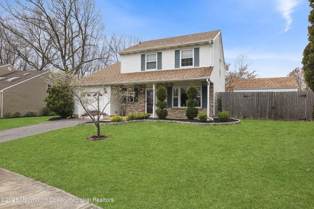 18 Digger Street, Howell, NJ 07731 (MLS #22112911) :: The CG Group | RE/MAX Revolution