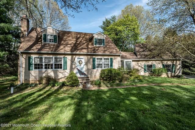12 Stillhouse Road, Millstone, NJ 08535 (MLS #22112971) :: PORTERPLUS REALTY