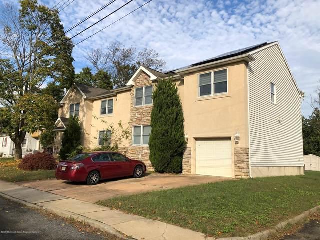 6 Hall Place, Keyport, NJ 07735 (MLS #22112991) :: The Sikora Group