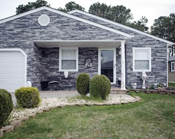 5 Woodstock Drive, Toms River, NJ 08757 (MLS #22112998) :: Corcoran Baer & McIntosh