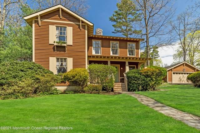 1610 Marigold Avenue, Manasquan, NJ 08736 (MLS #22113072) :: Kiliszek Real Estate Experts