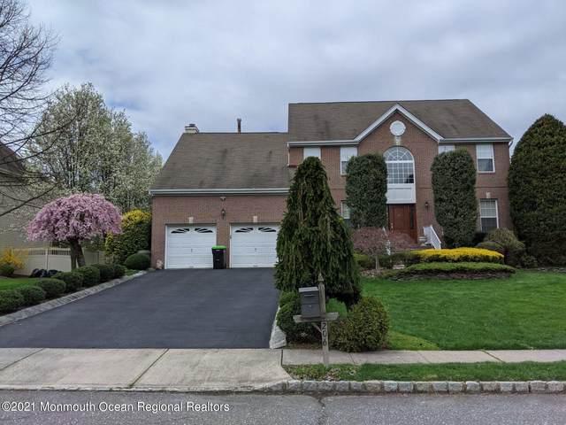 206 Hickory Lane, Morganville, NJ 07751 (MLS #22113114) :: Team Pagano