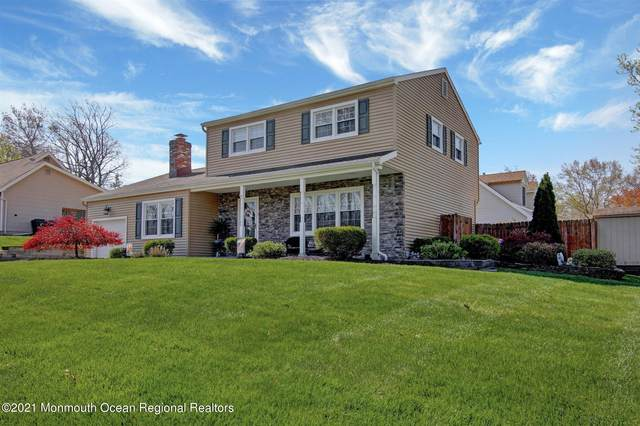 889 Stafford Drive, Toms River, NJ 08753 (MLS #22113134) :: Team Pagano