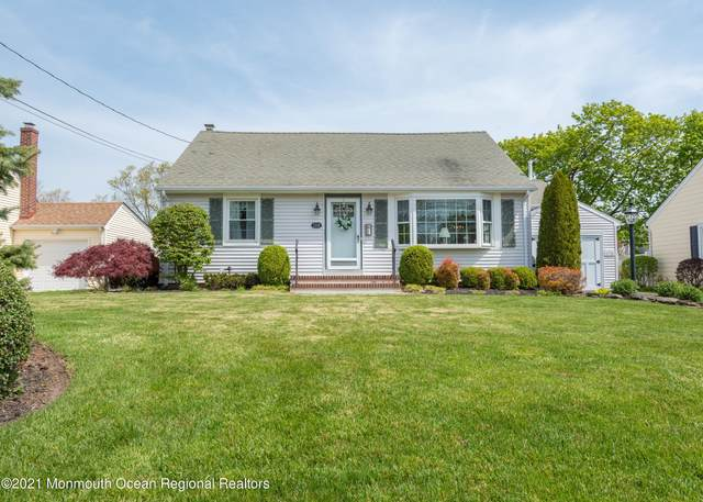 1316 Laurel Avenue, Sea Girt, NJ 08750 (MLS #22113148) :: William Hagan Group