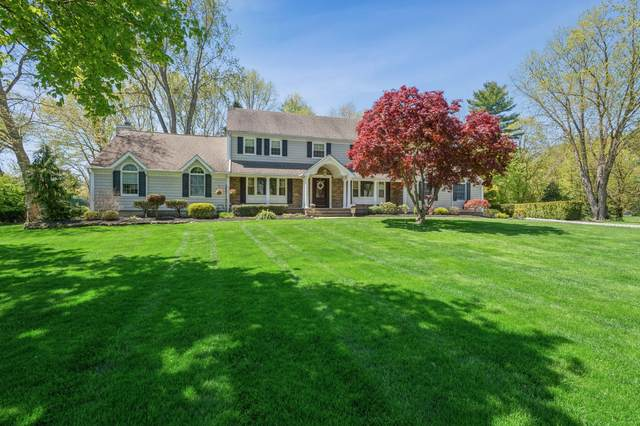 15 Duncan Drive, Holmdel, NJ 07733 (MLS #22113196) :: William Hagan Group