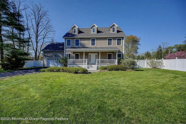 2A Standish Drive, Howell, NJ 07731 (MLS #22113215) :: The Sikora Group