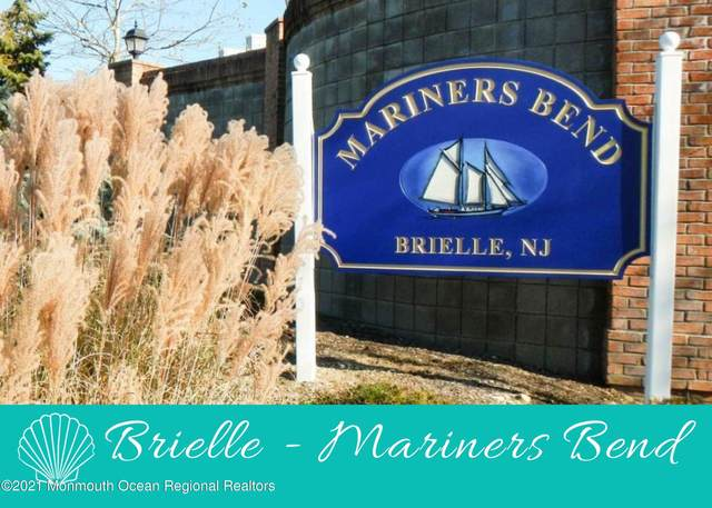 1 Mariners Bend, Brielle, NJ 08730 (MLS #22113299) :: PORTERPLUS REALTY