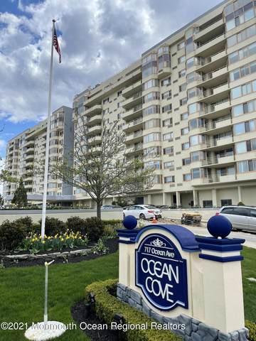 717 Ocean Avenue #301, Long Branch, NJ 07740 (MLS #22113306) :: PORTERPLUS REALTY