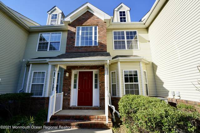 274 Pinelli Drive #274, Piscataway, NJ 08855 (MLS #22113311) :: The MEEHAN Group of RE/MAX New Beginnings Realty