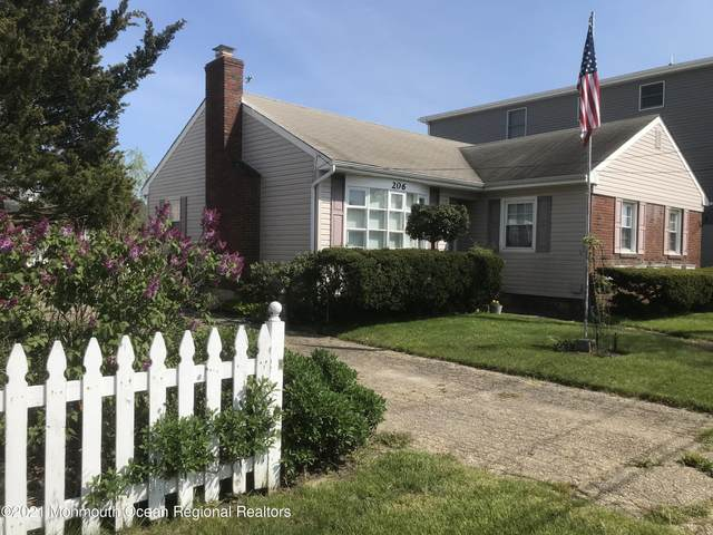 206 Bay Boulevard, Seaside Heights, NJ 08751 (MLS #22113326) :: Corcoran Baer & McIntosh