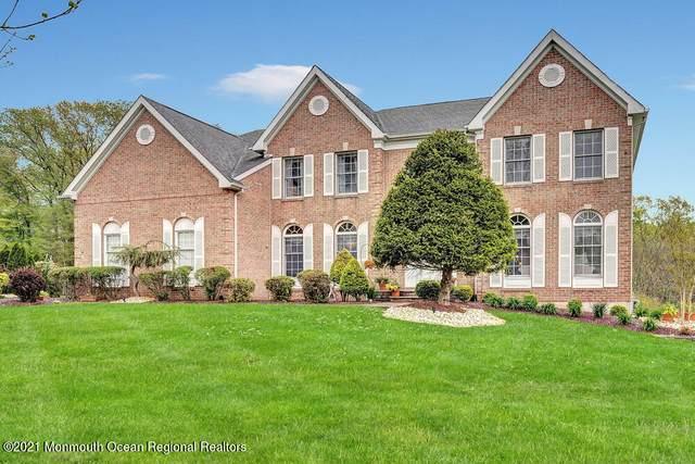 5 Fox Hunt Drive, Monroe, NJ 08831 (MLS #22113328) :: William Hagan Group