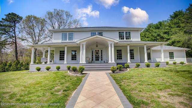 15 E Pine Branch Drive, Millstone, NJ 08510 (MLS #22113344) :: PORTERPLUS REALTY