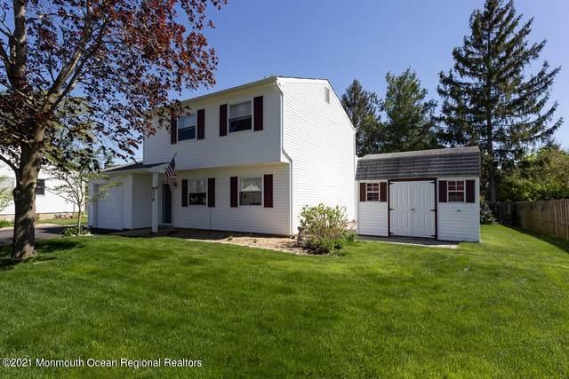 573 California Avenue, Brick, NJ 08724 (MLS #22113376) :: Provident Legacy Real Estate Services, LLC