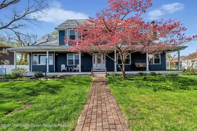 120 Riverside Drive N, Brick, NJ 08724 (MLS #22113386) :: Provident Legacy Real Estate Services, LLC