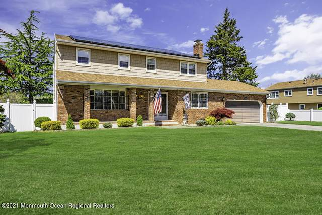 103 Joanna Drive, Toms River, NJ 08753 (MLS #22113410) :: Provident Legacy Real Estate Services, LLC