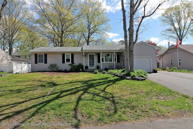 630 Center Street, Forked River, NJ 08731 (MLS #22113456) :: The Sikora Group
