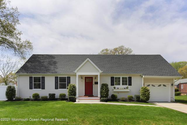 5 Rustic Place, Middletown, NJ 07748 (MLS #22113530) :: The Sikora Group
