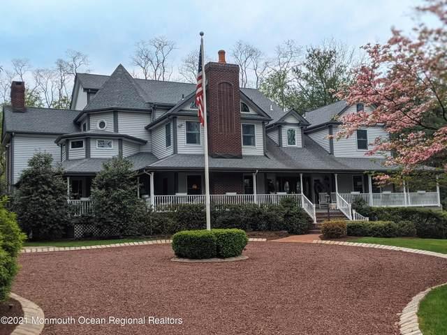 2 Pond View Drive, Colts Neck, NJ 07722 (MLS #22113532) :: Team Pagano