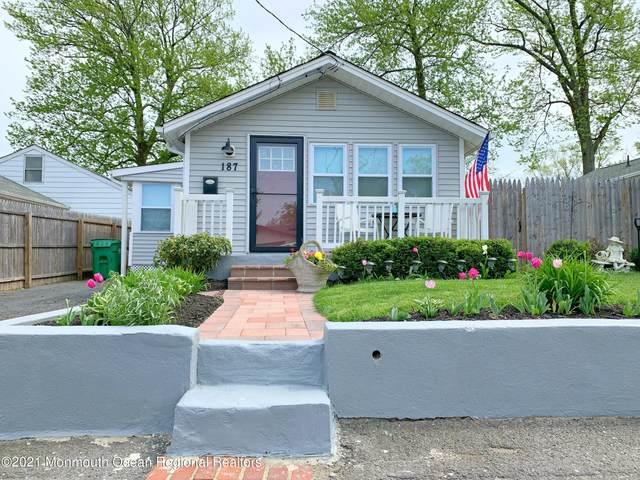 187 Hilltop Boulevard, Keyport, NJ 07735 (MLS #22113582) :: PORTERPLUS REALTY
