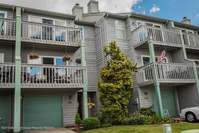 205 Spinnaker Way, Neptune Township, NJ 07753 (MLS #22113632) :: PORTERPLUS REALTY