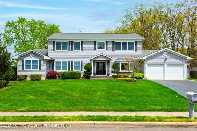 26 Redwood Drive, Toms River, NJ 08753 (#22113635) :: Rowack Real Estate Team