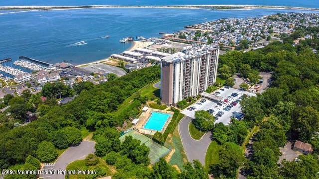 1 Scenic Drive #1102, Highlands, NJ 07732 (MLS #22113650) :: The Sikora Group
