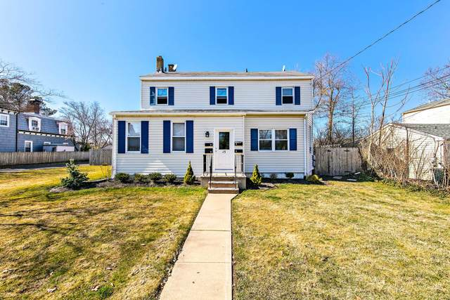 15 Main Street, Oceanport, NJ 07757 (MLS #22113688) :: The Sikora Group