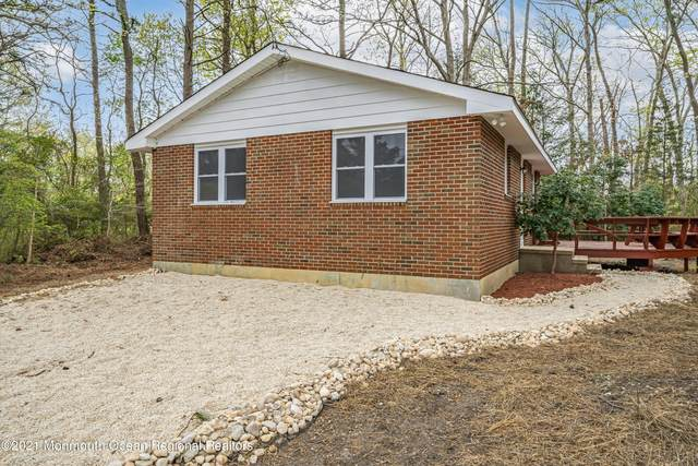 1405 Lakeside Drive S, Forked River, NJ 08731 (MLS #22113709) :: The Sikora Group