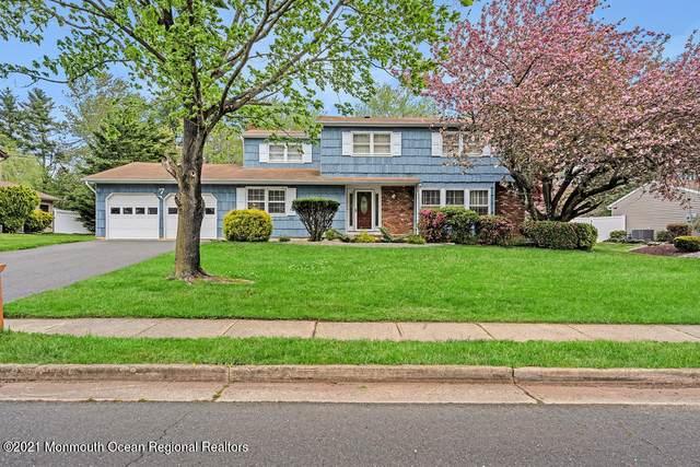 7 Geanne Way, Marlboro, NJ 07746 (MLS #22113714) :: The DeMoro Realty Group | Keller Williams Realty West Monmouth