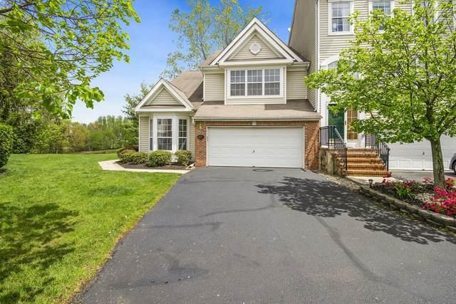 208 Hidden Lake Drive, Morganville, NJ 07751 (#22113725) :: Rowack Real Estate Team