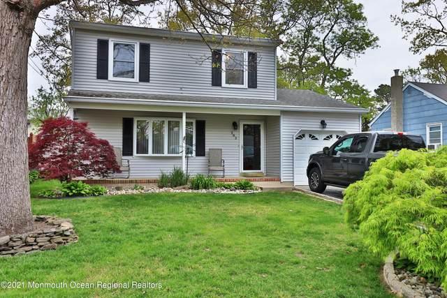 283 18th Avenue, Brick, NJ 08724 (MLS #22113733) :: Provident Legacy Real Estate Services, LLC