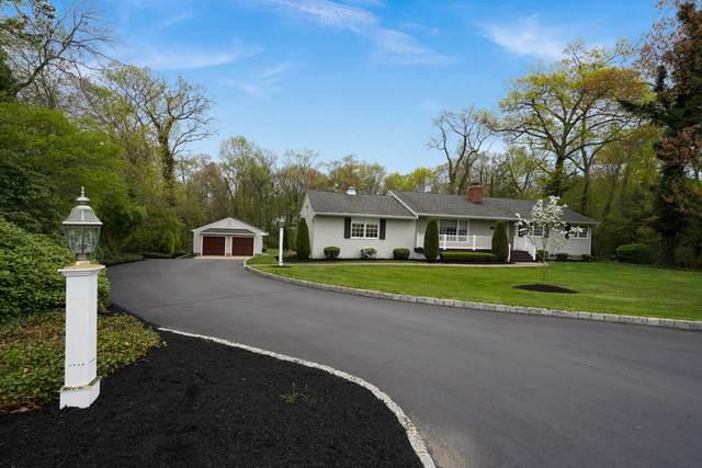 3426 W Hurley Pond Road, Wall, NJ 07719 (MLS #22113734) :: The Sikora Group