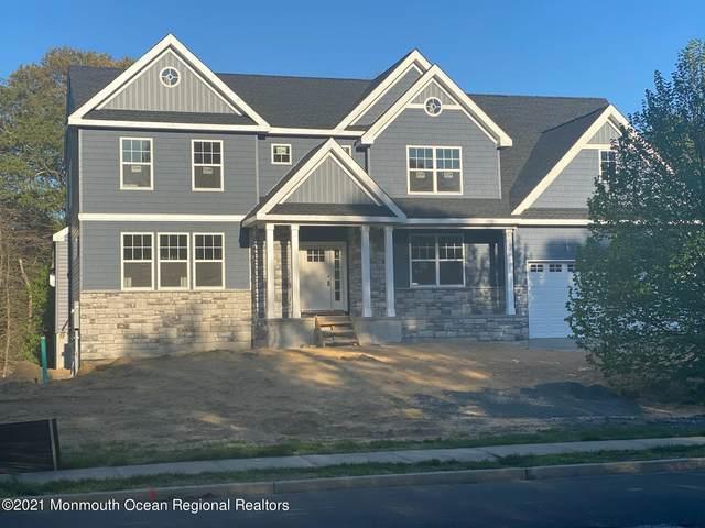 348 Lanes Pond Road, Howell, NJ 07731 (MLS #22113745) :: The Sikora Group